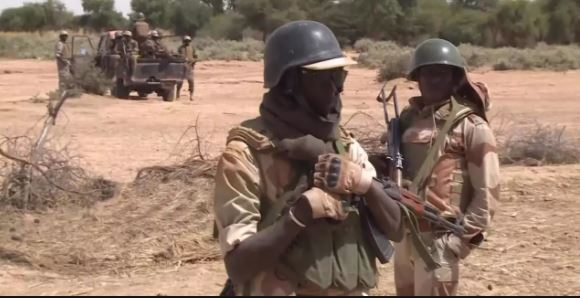 """الجزائر تدين """"بشدة"""" الاعتداءات الإرهابية بالنيجر"""