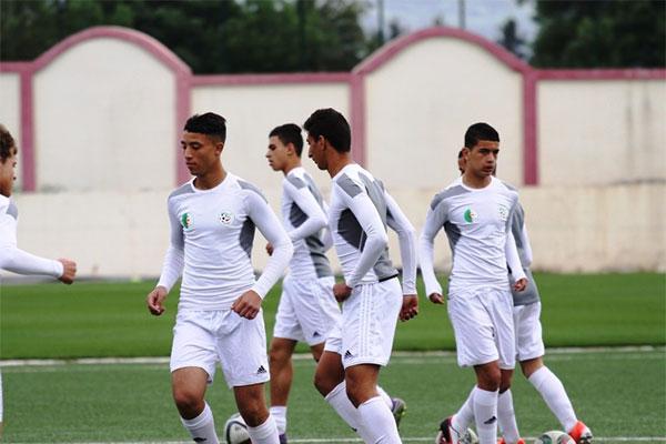 تعليق الرحلات يؤجل سفر المنتخب الوطني لأقل من 17 سنة إلى المغرب