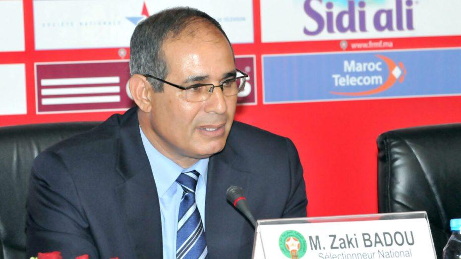 بادو زاكي مدرب المنتخب المغربي سابقا قريب من تدريب مولودية الجزائر