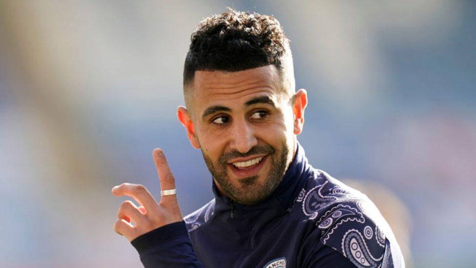 محرز مشروع لاعب لكتيبة مانشستر يونايتد الإنجليزي رفقة نجوم كبار في كرة القدم؟