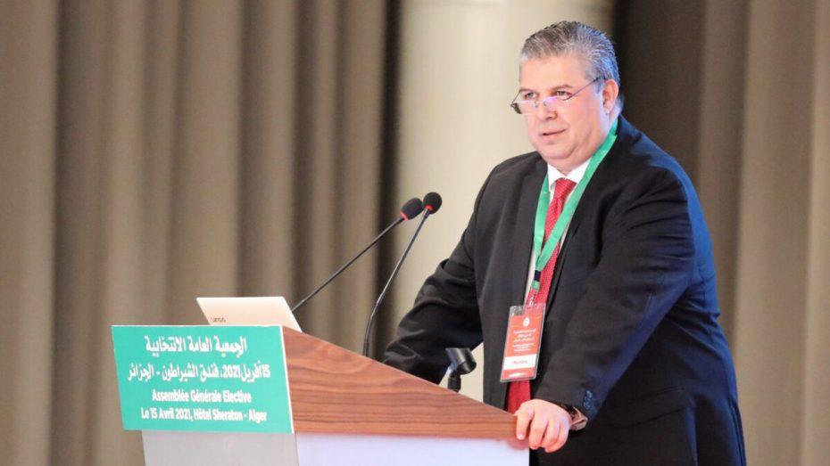 """عمارة رئيس الـ""""فاف"""" الجديد يخص بلماضي والمنتخب الجزائري بتصريحات مهمة"""