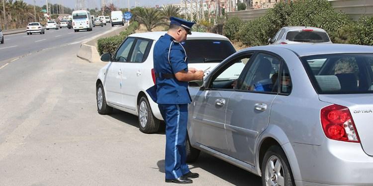 مصالح الأمن تطلق حملة تحسيسية للسلامة المرورية في رمضان