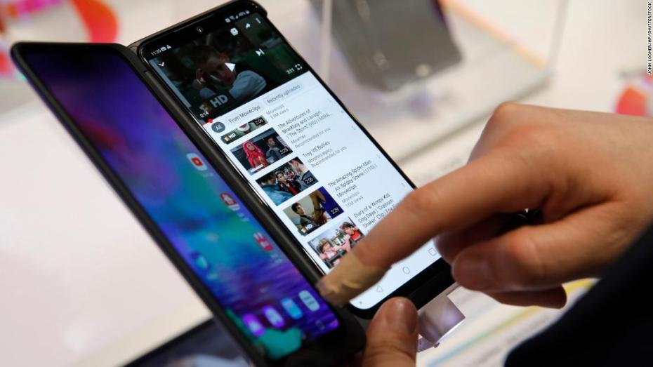"""""""إل جي"""" تعلن انسحابها من سوق الهواتف الذكية"""