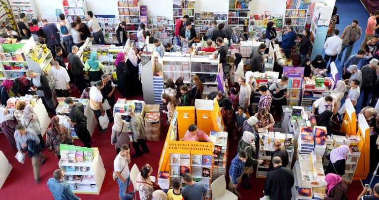 تحديد موعد الطبعة الـ25 لمعرض الجزائر الدولي للكتاب