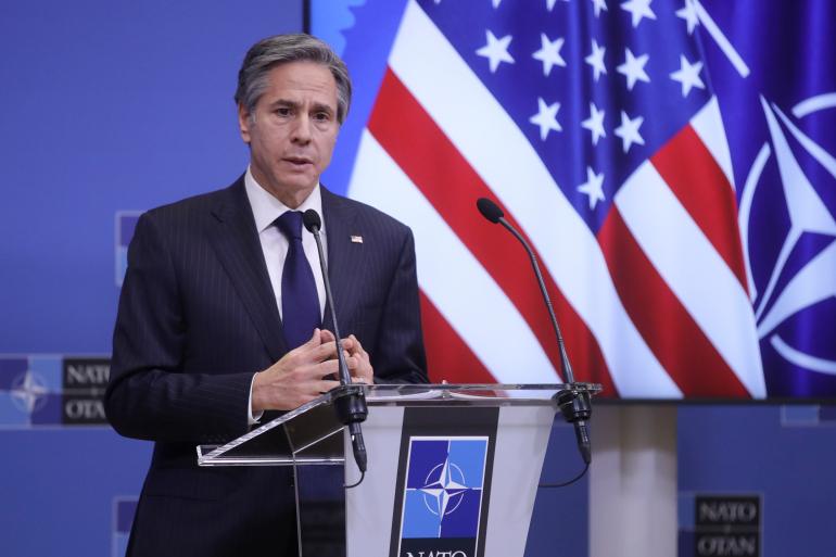 وزير الخارجية الأمريكي: نقدر دور الجزائر في تعزيز استقرار المنطقة
