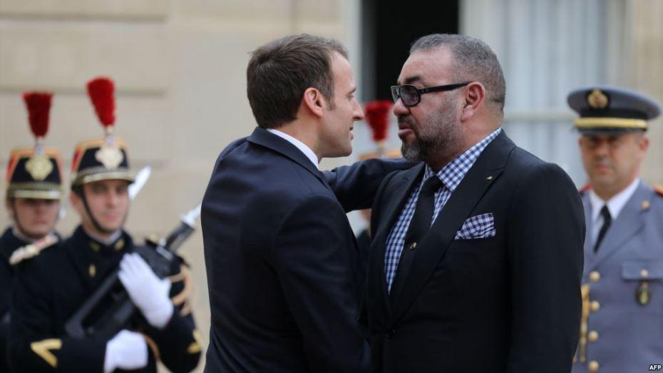 حزب الرئيس : ماكرون يمهّد لفتح سفارة فرنسية بالأراضي الصحراوية المحتلة