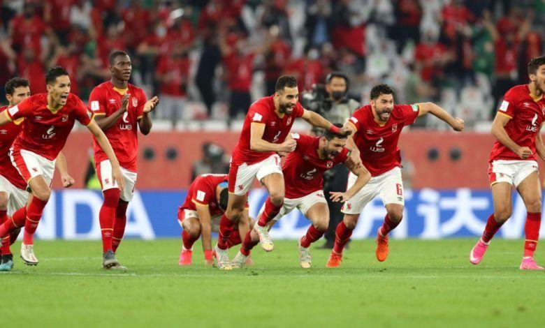 الأهلي المصري بطلا لكأس السوبر الإفريقي