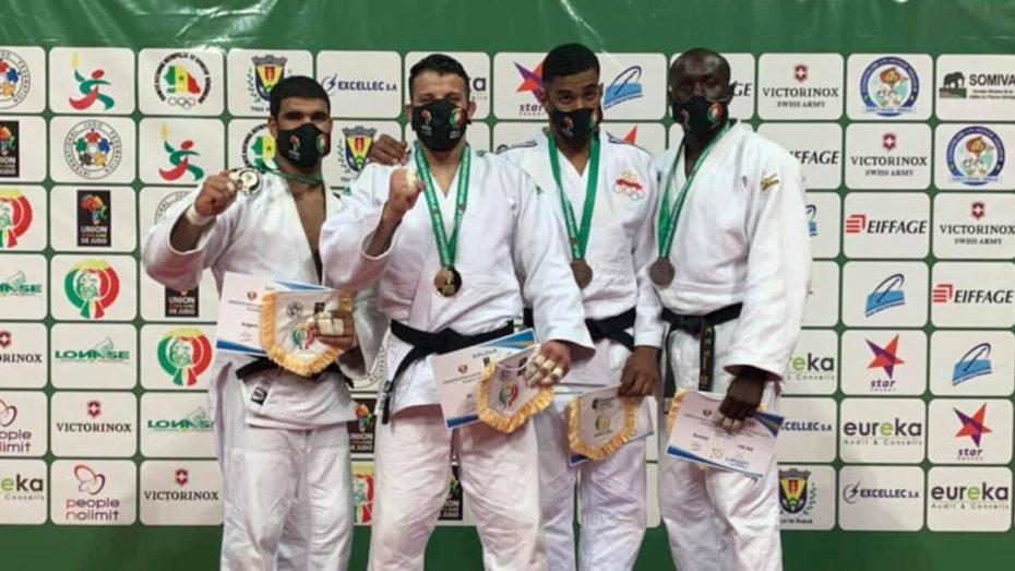 حصيلة مميزة للجيدو الجزائري في اليوم الثالث من المنافسة الإفريقية