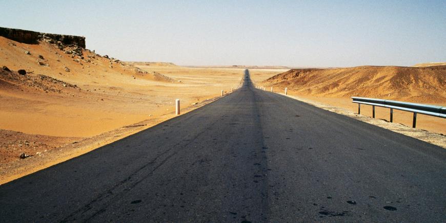 الجزائر خصّصت 2.6 مليار دولار للبنى التحتية لدعم الطريق العابر للصحراء