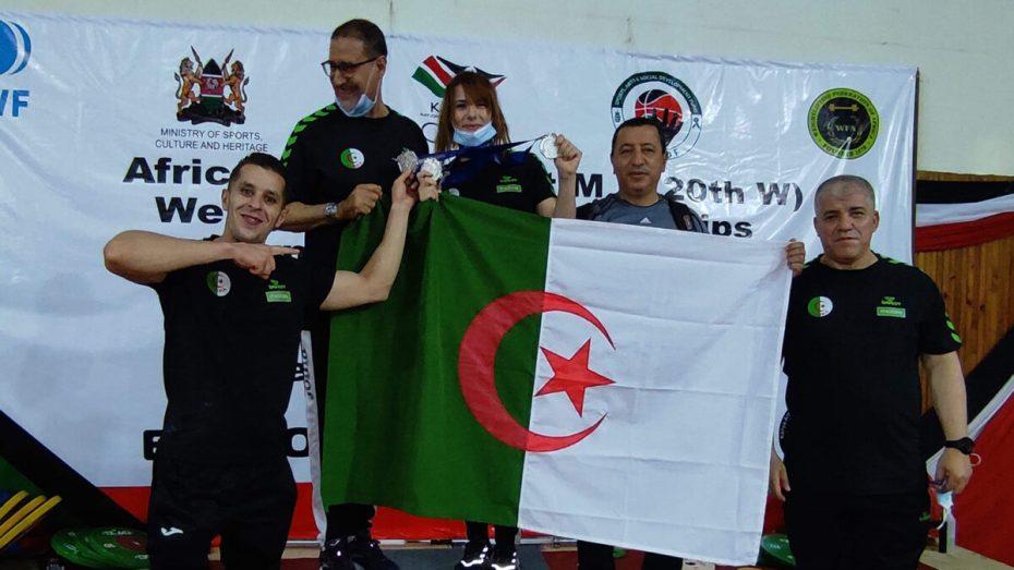 الجزائر تُعزّز حصيلتها الإفريقية في رفع الأثقال متجاوزة 20 ميدالية