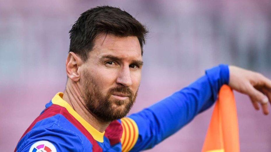 ميسي بفصل نهائيا في مستقبله مع برشلونة