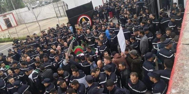 المديرية العامة للحماية المدنية ترد على مطالب المحتجين