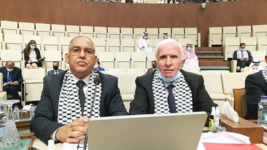 مجلس الأمة يؤكد استنكار الجزائر للعدوان الإسرائيلي على الشعب الفلسطيني