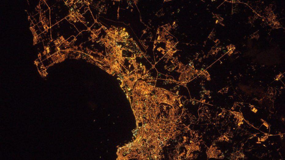 شاهد.. صور ساحرة للجزائر ملتقطة من الفضاء
