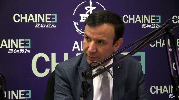 رضا تير يتهم نقابات غير شرعيّة بالعمل على تهييج الشارع