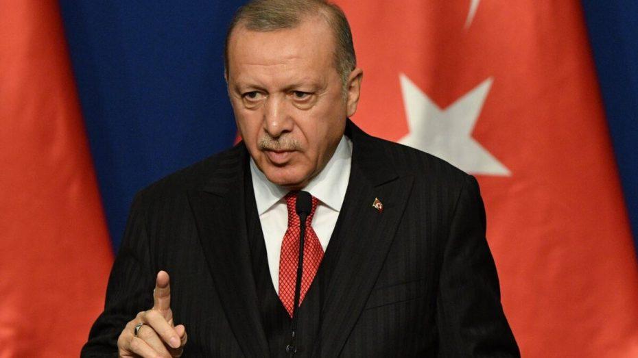 أردوغان: على العالم بأسره أن يعلم أن إسرائيل دولة إرهابية