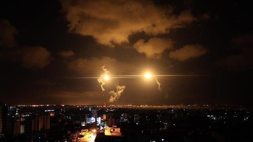 """كتائب """"القسام"""" تطلق رشقات صاروخية تجاه إسرائيل"""