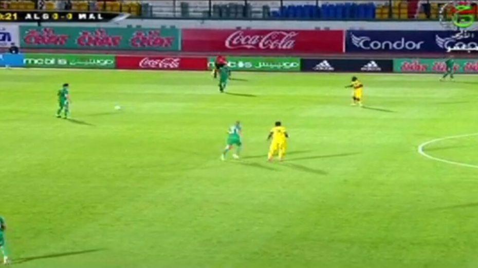 شاهد.. البث المباشر لمباراة الجزائر ومالي
