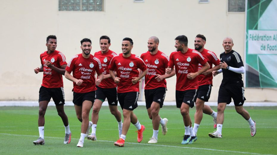 نادي فنربخشه التركي يريد استقدام أحد لاعبي المنتخب الجزائري
