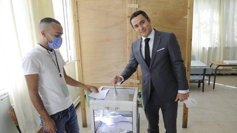 الانتخابات التشريعية.. مسؤولو الرياضة الجزائرية يدلون بأصواتهم الانتخابية