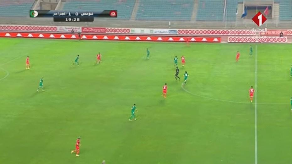 بث مباشر لمباراة المنتخب الجزائري ضد نظيره التونسي