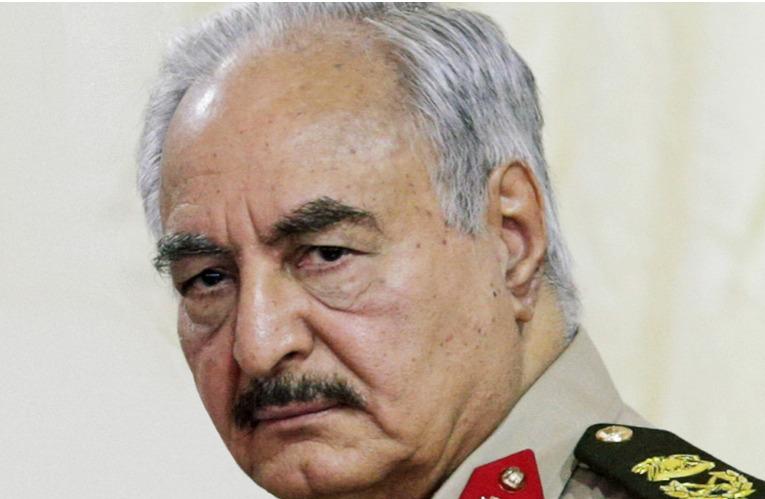 بوكروح: حفتر لا يشكل خطرا على الجزائر وبإمكانها أن تمسحه في يوم واحد فقط