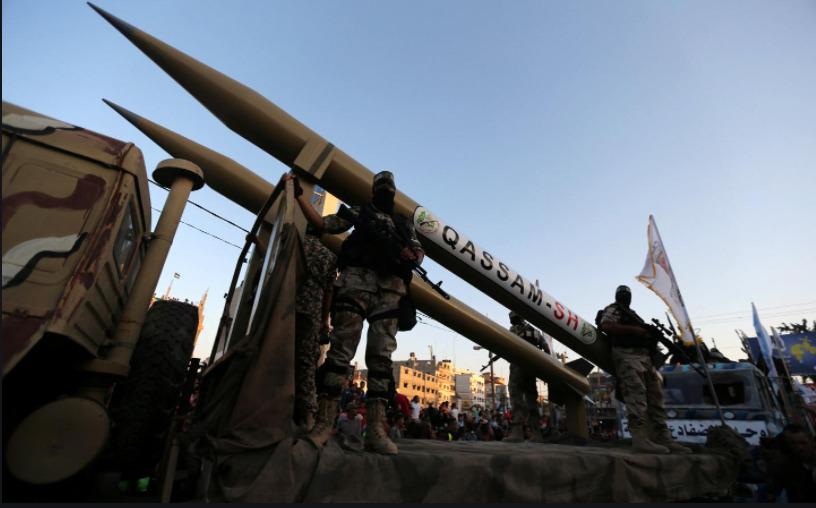 الجيش الجزائري يشيد بصواريخ المقاومة الفلسطينية ضد الاحتلال الإسرائيلي