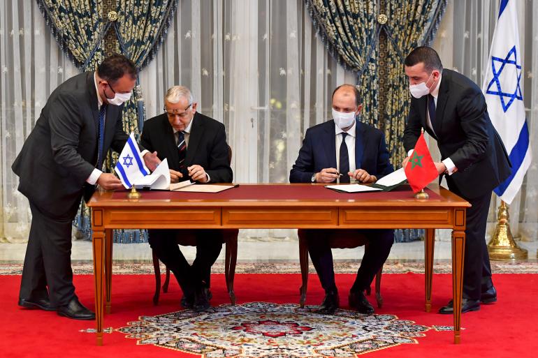 """المغرب.. رئيس """"التوحيد والإصلاح"""" يدعو إلى طرد سفير الاحتلال الإسرائيلي"""