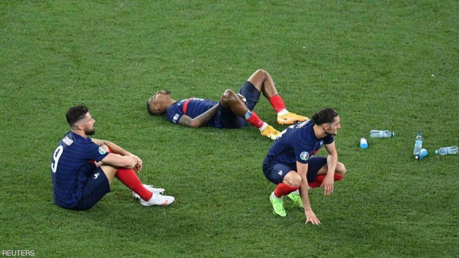 سويسرا تقصي فرنسا من يورو 2020