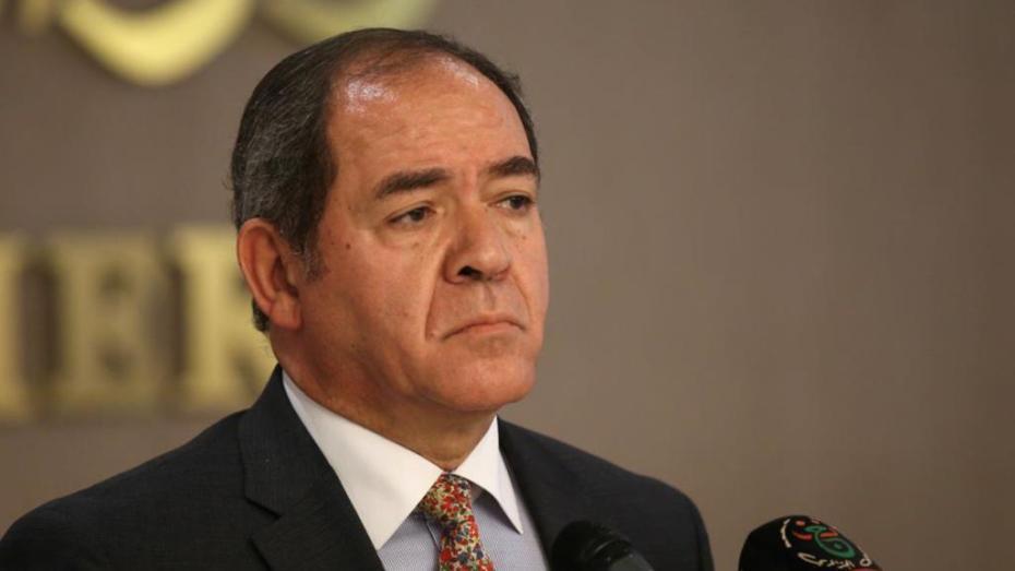 بوقدوم يستعرض العلاقات الاقتصادية بين الجزائر وكولومبيا