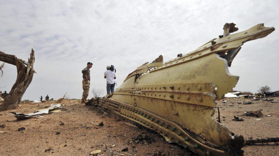 """إحالة ملف تحطّم طائرة """"الجوية الجزائرية"""" على محكمة جنائية فرنسية"""