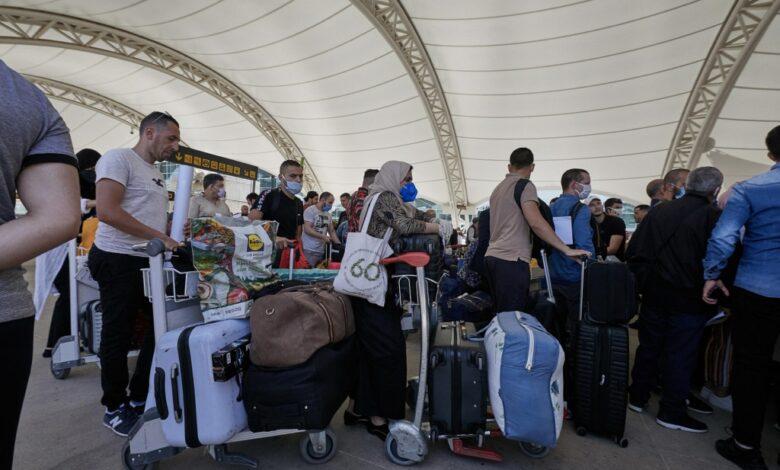 إجراءات جديدة بخصوص الحجر الصحي الإجباري للمسافرين الوافدين من الخارج