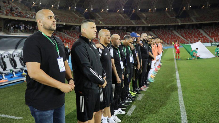 """بوقرة يُواجه أزمة حقيقية قبل نهائيات كأس العرب """"فيفا"""" قطر 2021"""