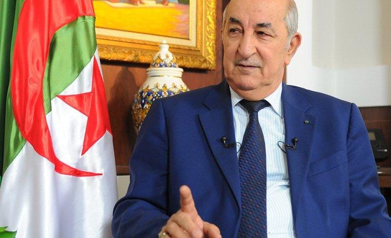 الرئيس تبون: الجزائر رهن إشارة ليبيا بدون أطماع