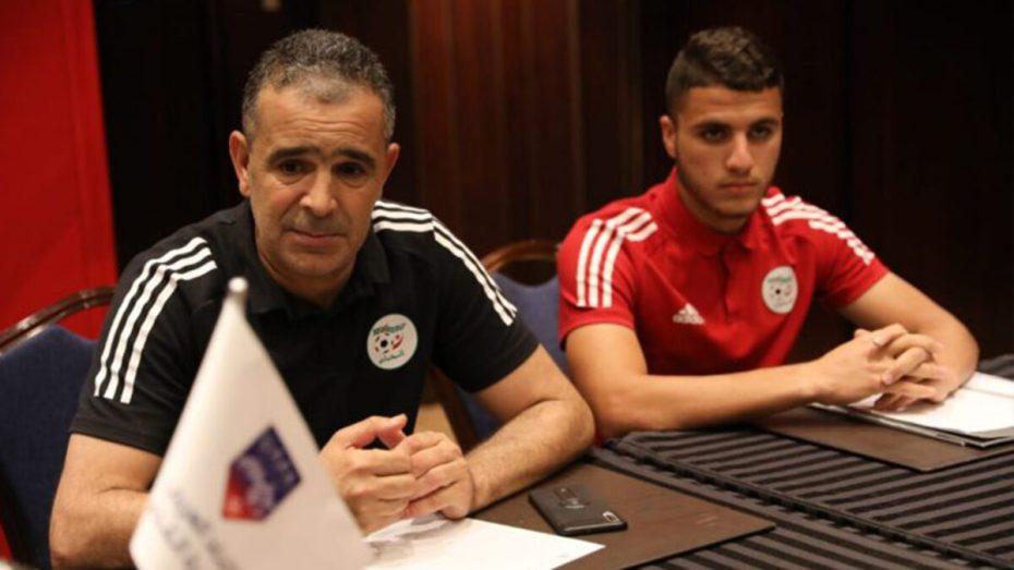 لاسات يعترف بقوة المنتخب التونسي رافعا شعار التحدي