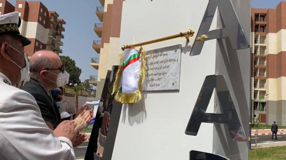 في أول خرجة له.. بن عبد الرحمان يشرف على توزيع سكنات بالعاصمة