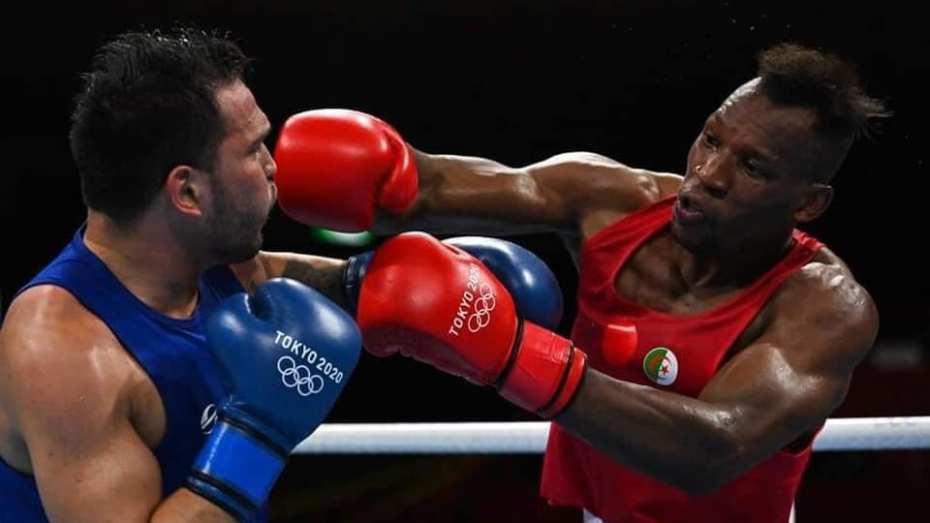 محمد حومري يعزز رصيد الجزائر من الإخفاقات المتواصلة في أولمبياد طوكيو