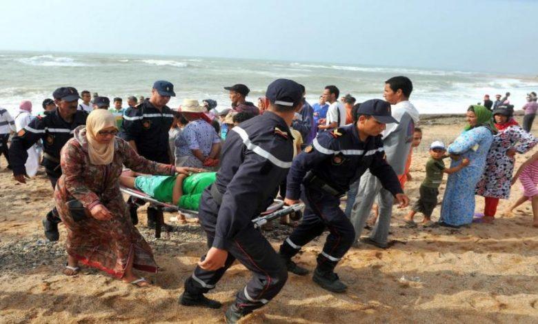 الكشف عن نتائج التحقيقات في حادثة التسمم بشاطئ تنس