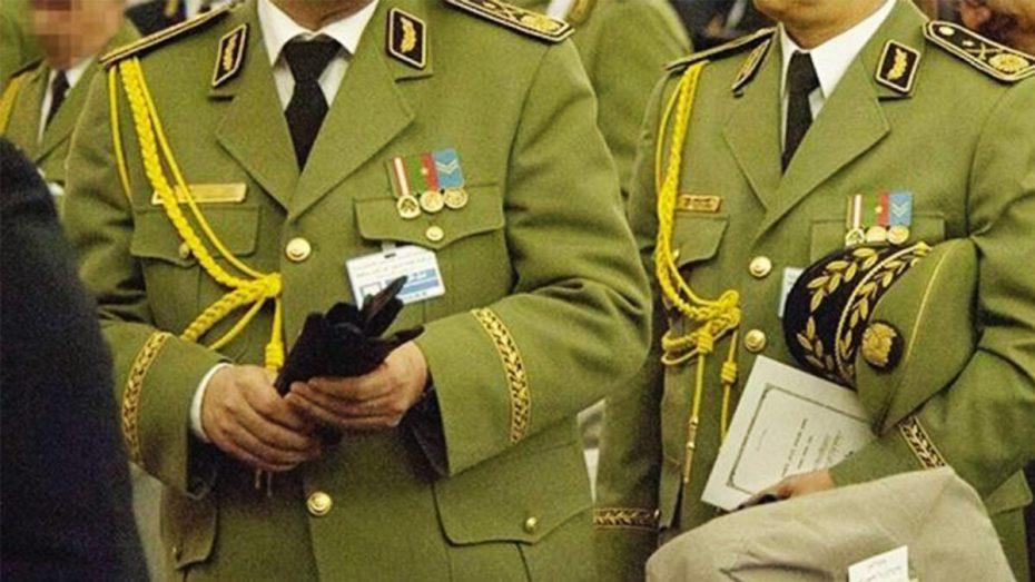 إيداع جنرال جديد الحبس المؤقت