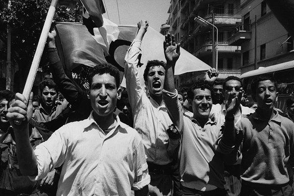 """محرك البحث """"غوغل"""" يحتفل بالذكرى 59 لاستقلال الجزائر"""