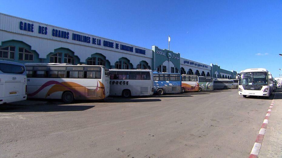 إنطلاق حملات التلقيح للمسافرين بمحطات النقل البري