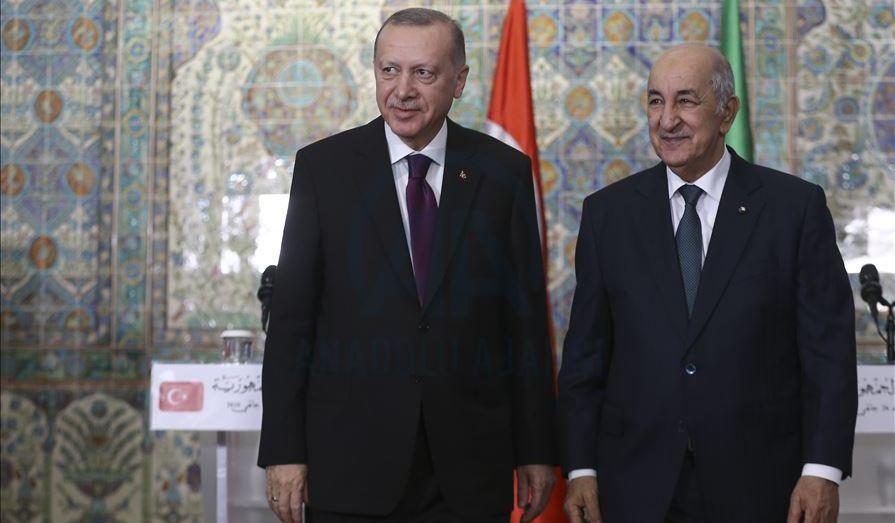 لوموند الفرنسية: الجزائر أرض خصبة لتركيا لبسط تمددها مغاربيا