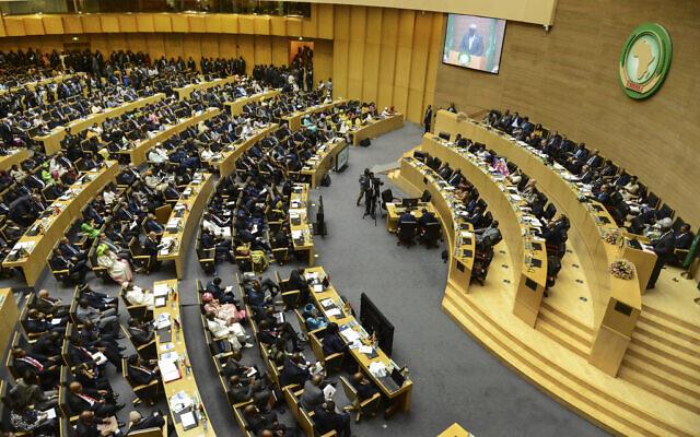 الاتحاد الأفريقي يدعو الجزائر والمغرب إلى الامتناع عن أي تصعيد