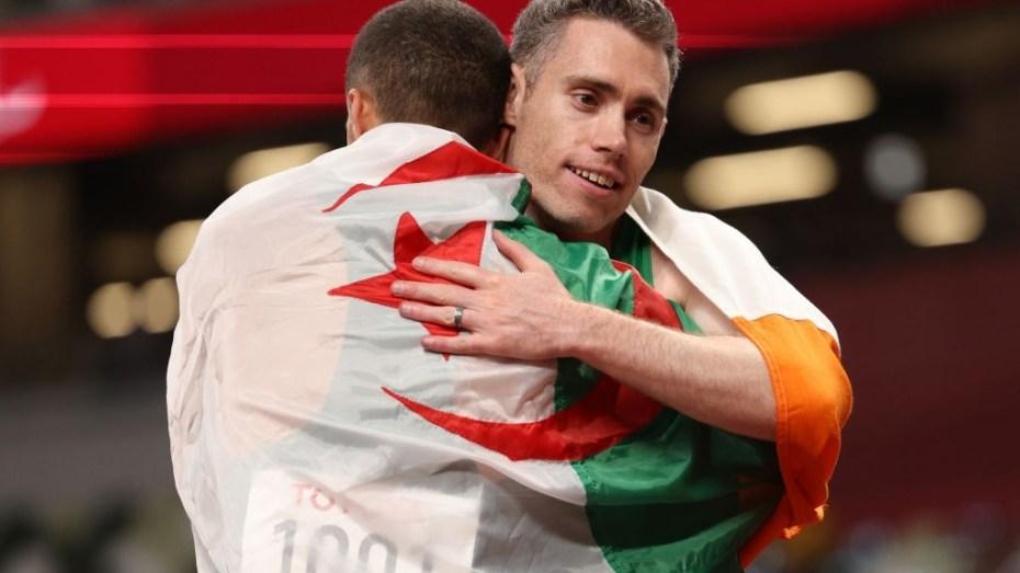 الجزائر تُواصل حصد الميداليات في تظاهرة الألعاب البرالمبية طوكيو 2020