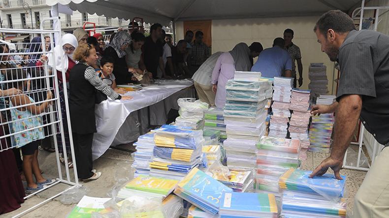 لأول مرة.. وزارة التربية تقرر بيع الكتب المدرسية عن طريق الأنترنت