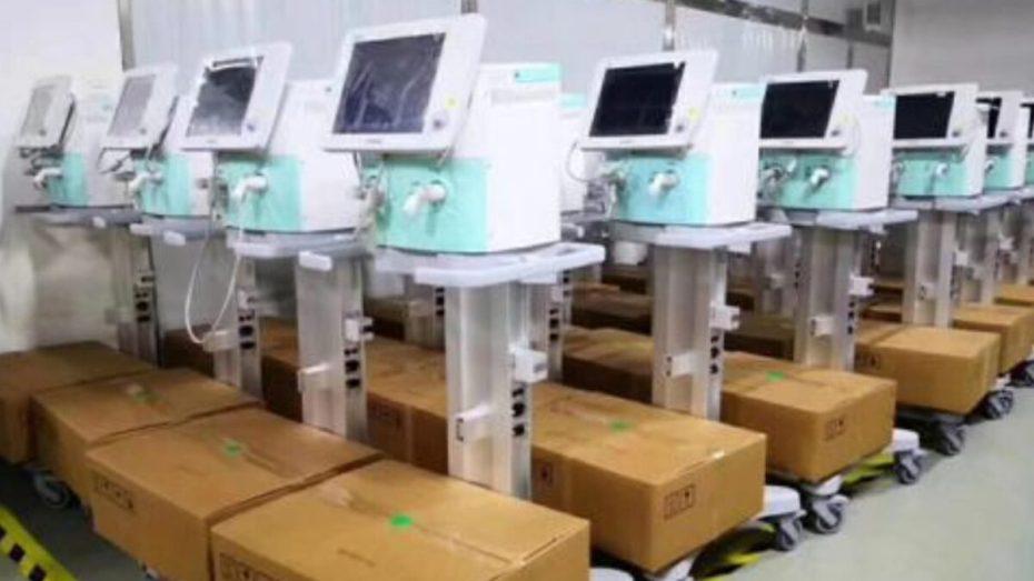 الجالية الجزائرية بالخارج تجمع قرابة 1500 جهاز أوكسجين