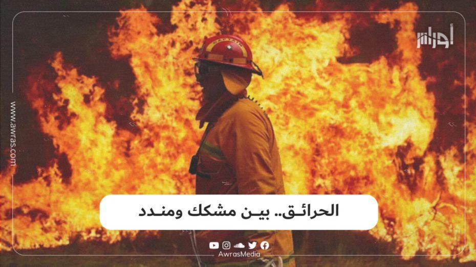 ردود الأفعال السياسية في #الجزائر تباينت بخصوص #حرائق_الغابات، بين من يرى أنها مفتعلة وبين من يحمل السلطة مسؤوليتها.. التفاصيل في الفيديو