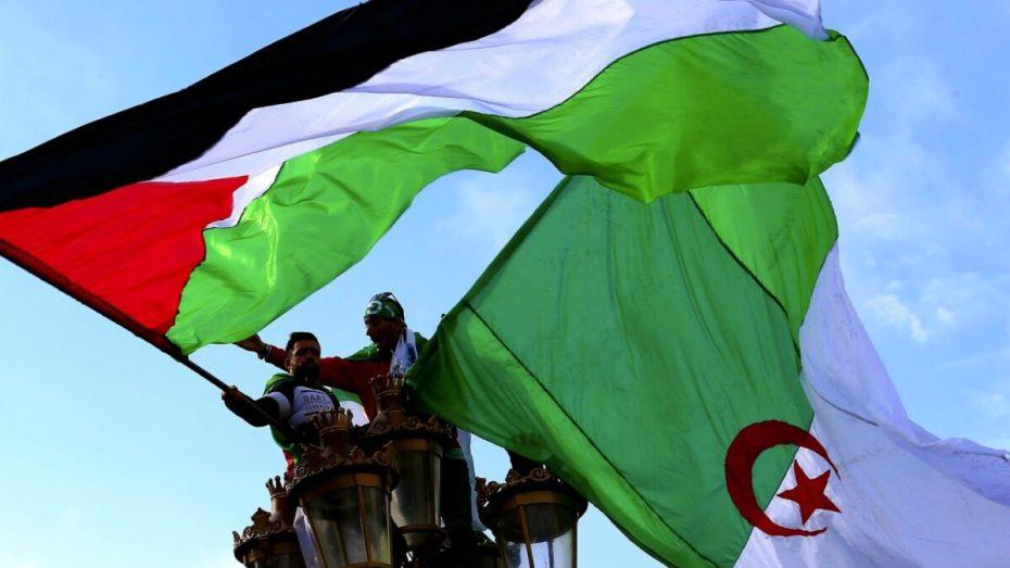 هل تتعرض الجزائر لمؤامرات جراء موقفها ضد الكيان الصهيوني؟