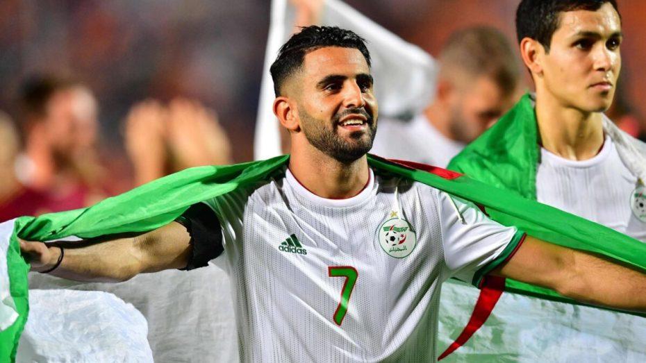 """محرز يُبدى استعداده للقتال دائما من أجل الراية الجزائرية عندما يرتدي قميص """"الخضر"""""""