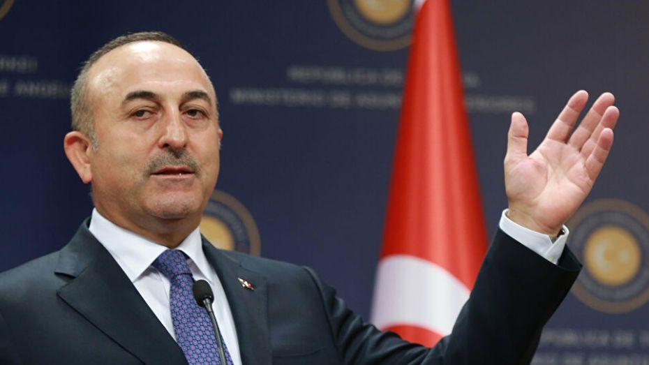 وزير الخارجية التركي يحل بالجزائر اليوم